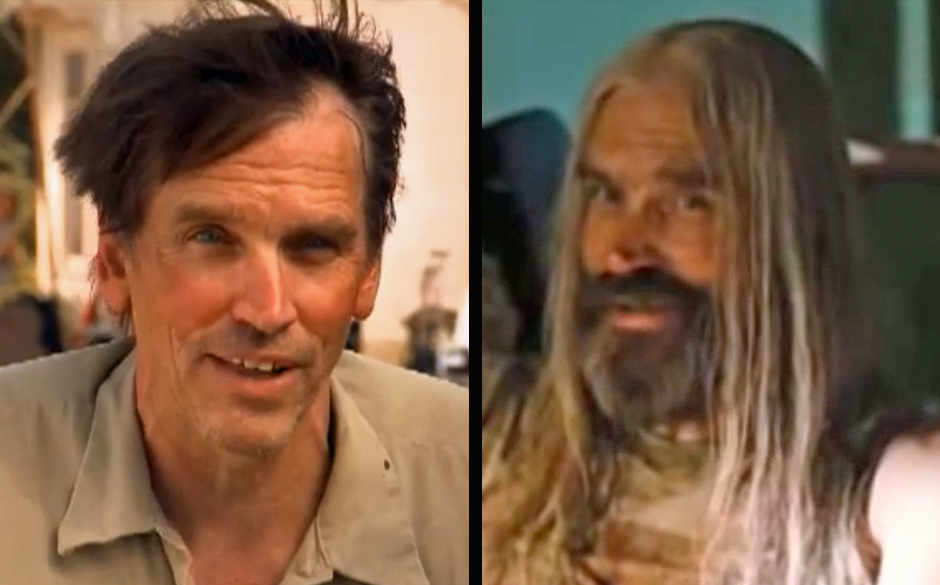 Bill Moseley und Bill Moseley als Otis Driftwood in 'The Devils Rejects'