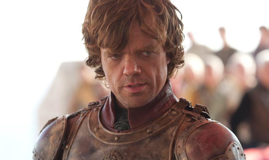 HBO's  'Game of Thrones' season 2Tyrion-  Peter DinklageSansa-  Sophie TurnerJoffrey-  Jack GleesonBronn-  Jerome Flynn