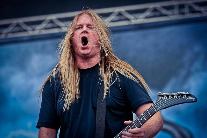 Amon Amarth live, Nova Rock Festival 2014