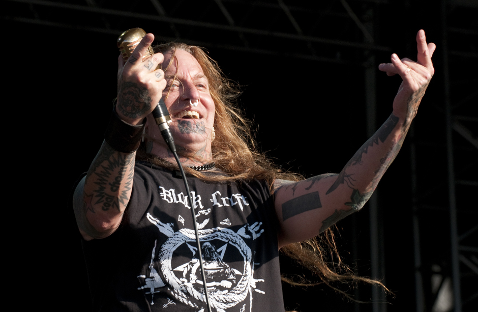 Devildriver live, Wacken Open Air 2013