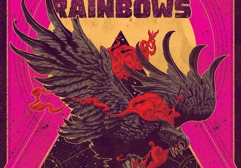 Black Rainbows HAWKDOPE