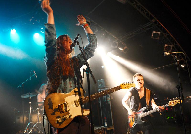 The Vintage Caravan live, 26.03.2014, Hamburg