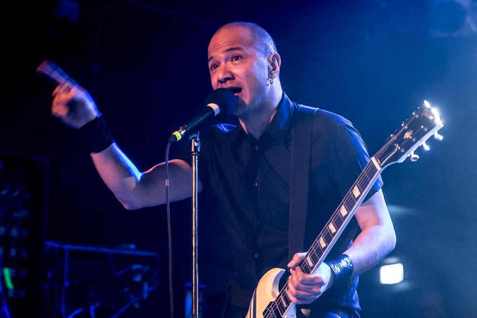Danko Jones live, 26.03.2015, München