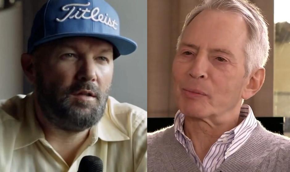 Fred Durst (Limp Bizkit) und Robert Durst