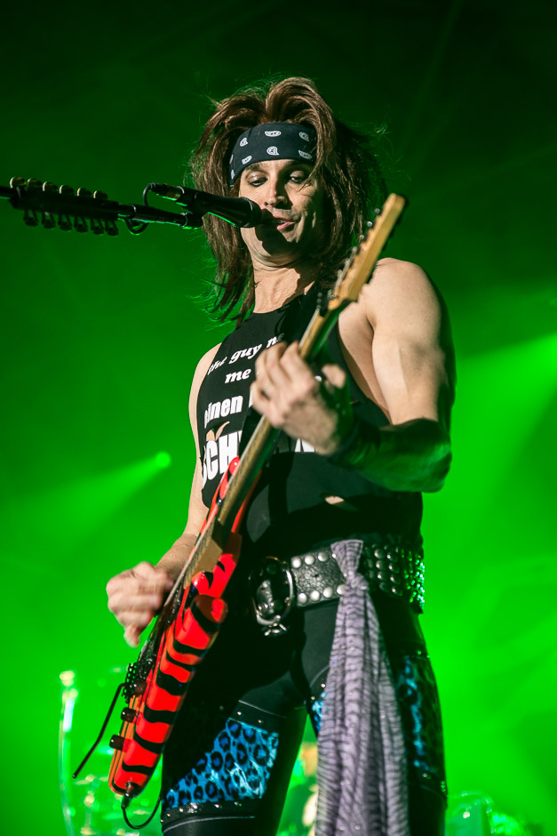 Steel Panther live, 28.03.2015, München