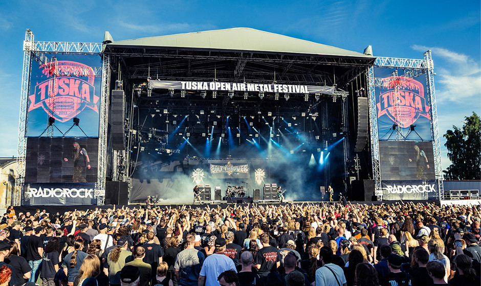 Tuska Open Air
