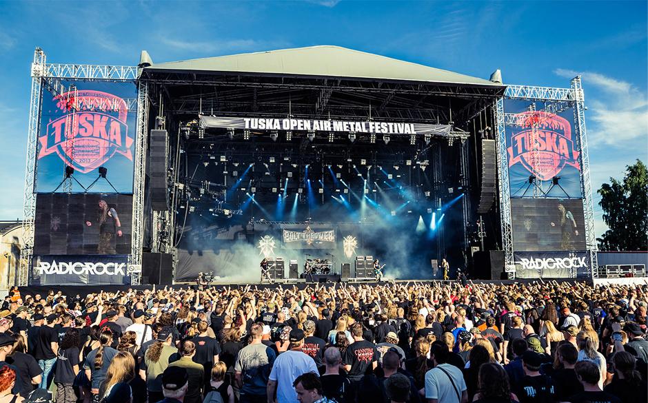 Metallimusiikki Suomessa on perheen yhteinen harrastus