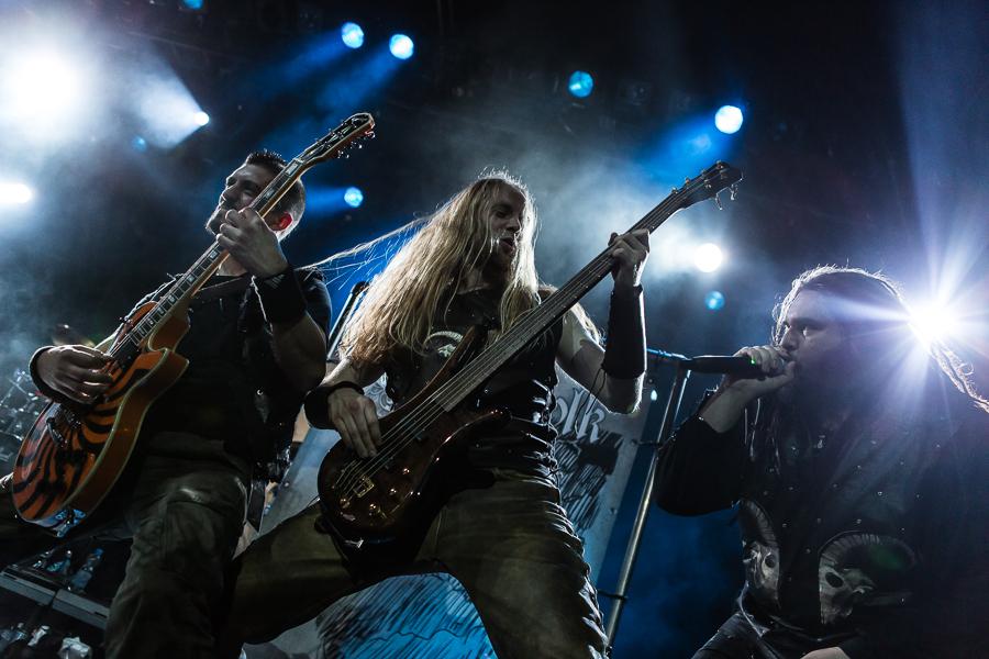 Heidevolk live, 26.03.2015, Frankfurt