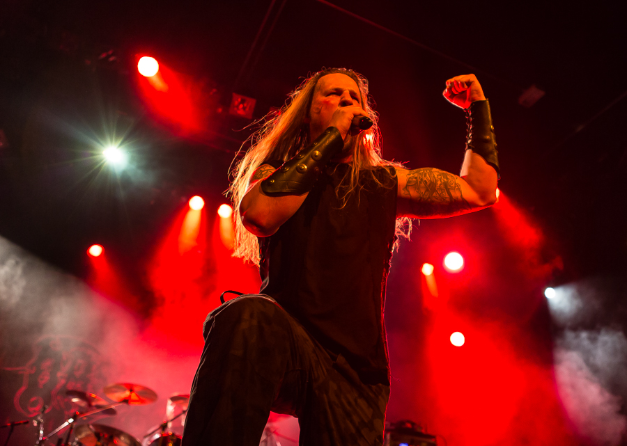 Obscurity live, 26.03.2015, Frankfurt