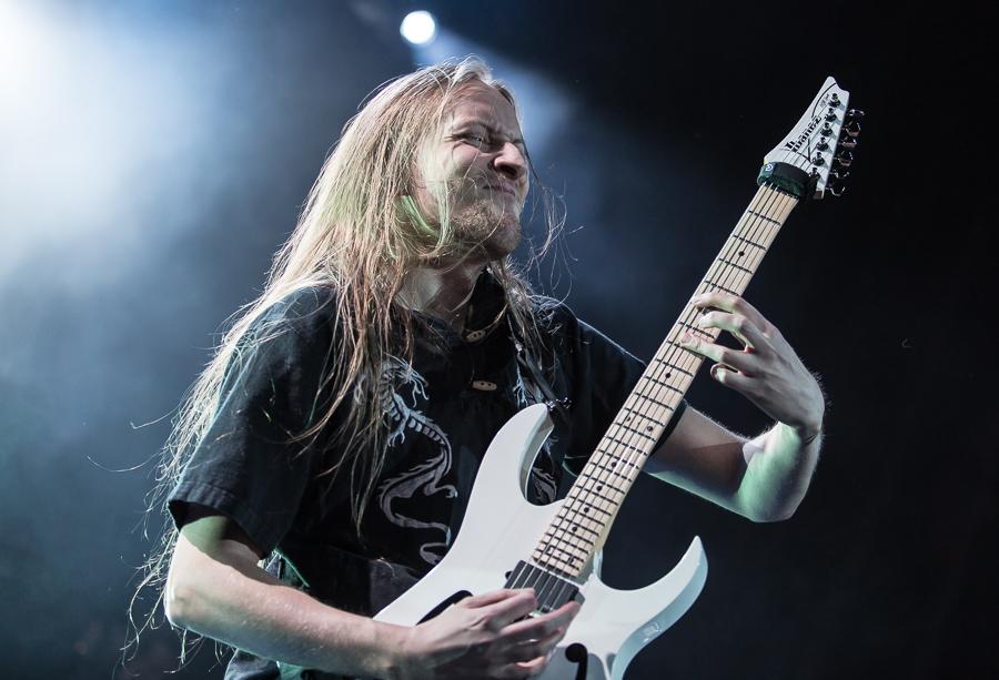 Wintersun live, 26.03.2015, Frankfurt