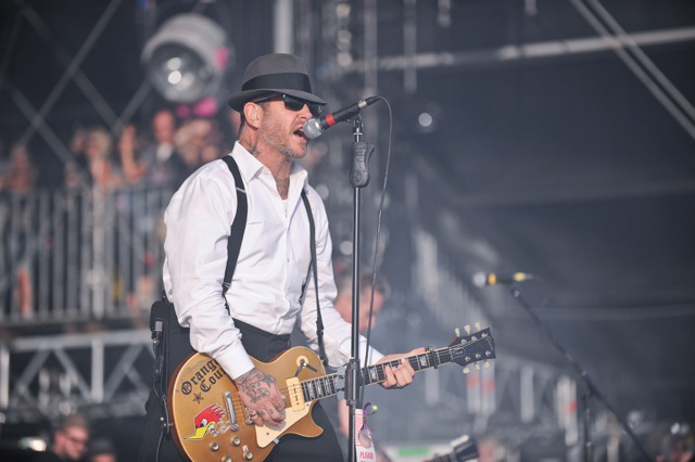 Social Distortion, live, Rock am Ring 2011