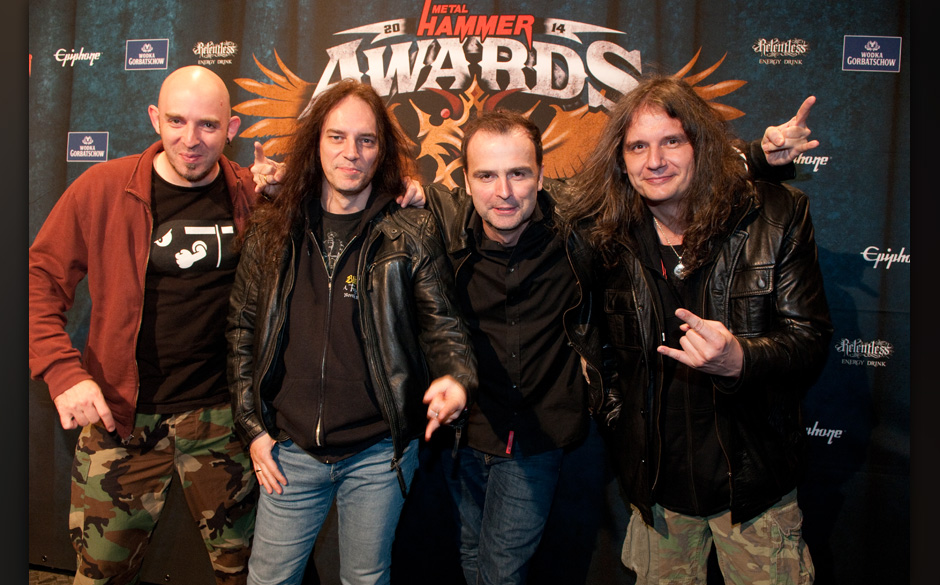 METAL HAMMER AWARDS 2014
