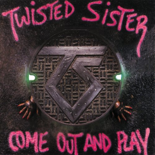 Twisted Sister COME OUT AND PLAY (1985)