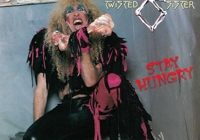 Twisted Sister STAY HUNGRY (1984)