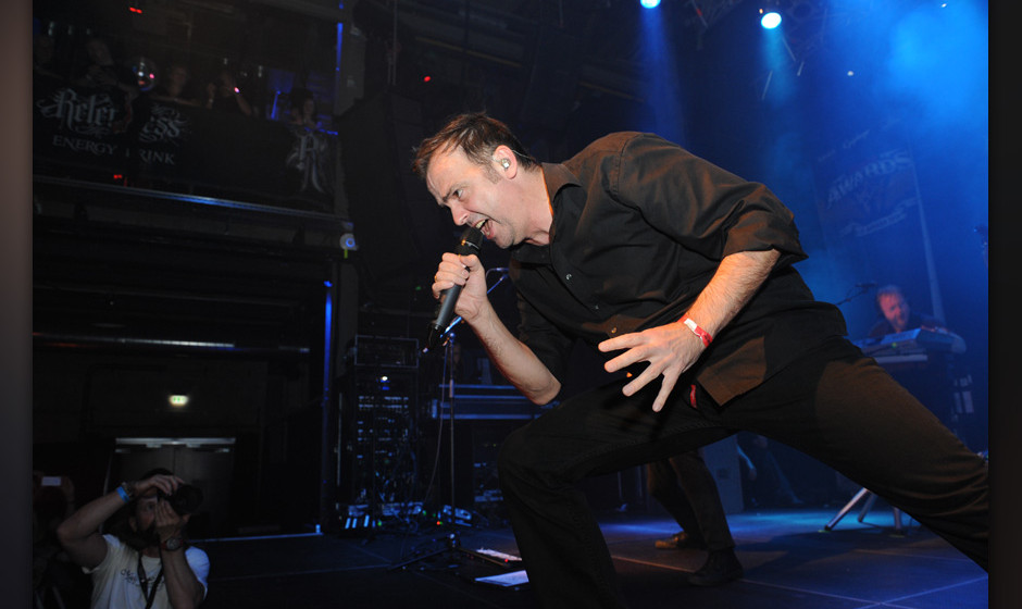 Blind Guardian live, METAL HAMMER AWARDS 2014