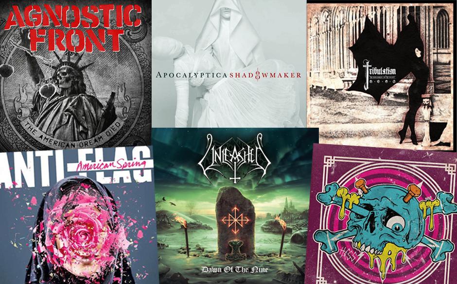 Die neuen Alben im April 2015