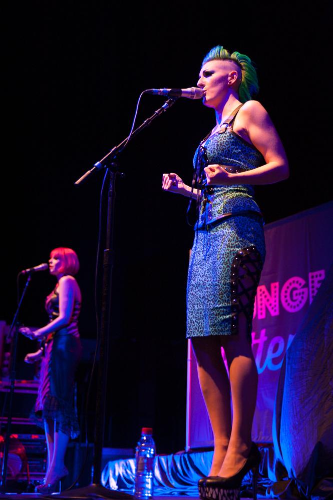 The Lounge Kittens live, 25.03.2015, Köln