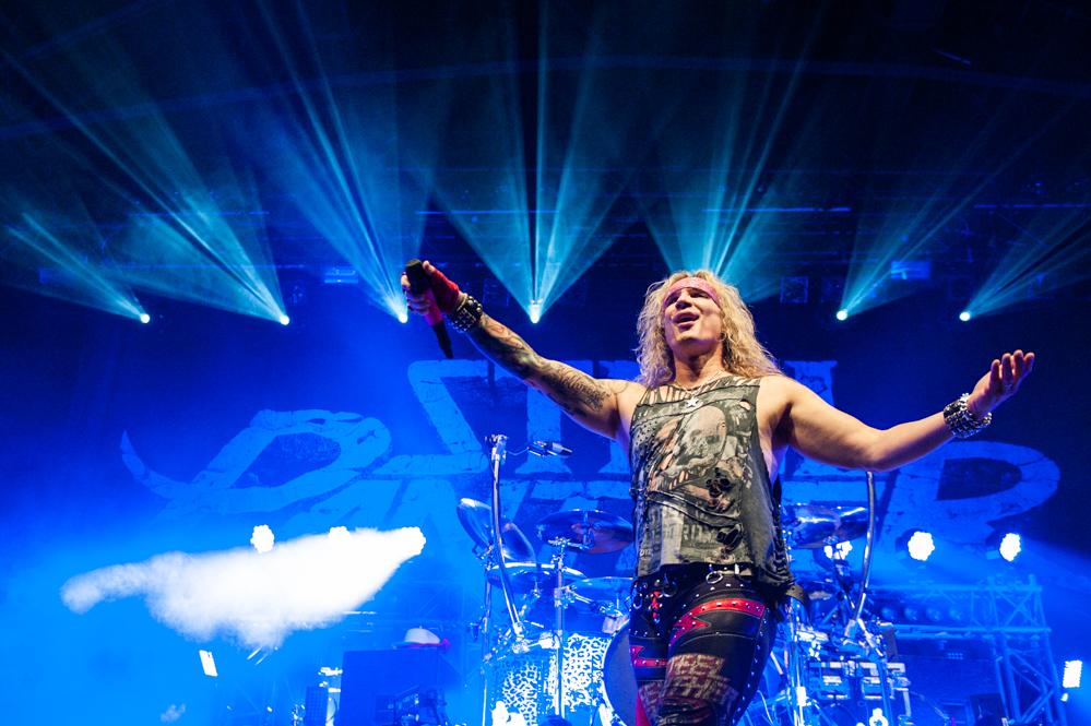 Steel Panther live, 25.03.2015, Köln
