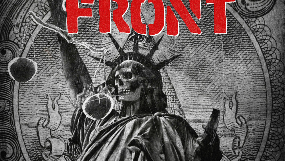 Agnostic Front THE AMERICAN DREAM DIED