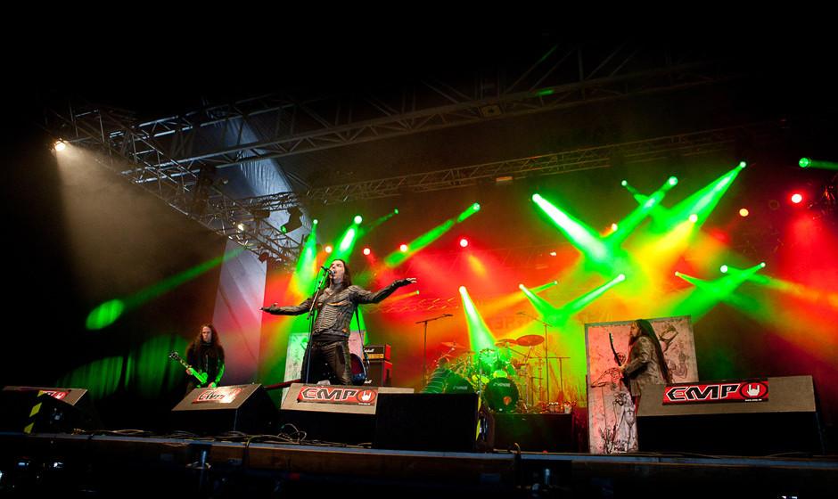 Septicflesh live, Summer Breeze 2014