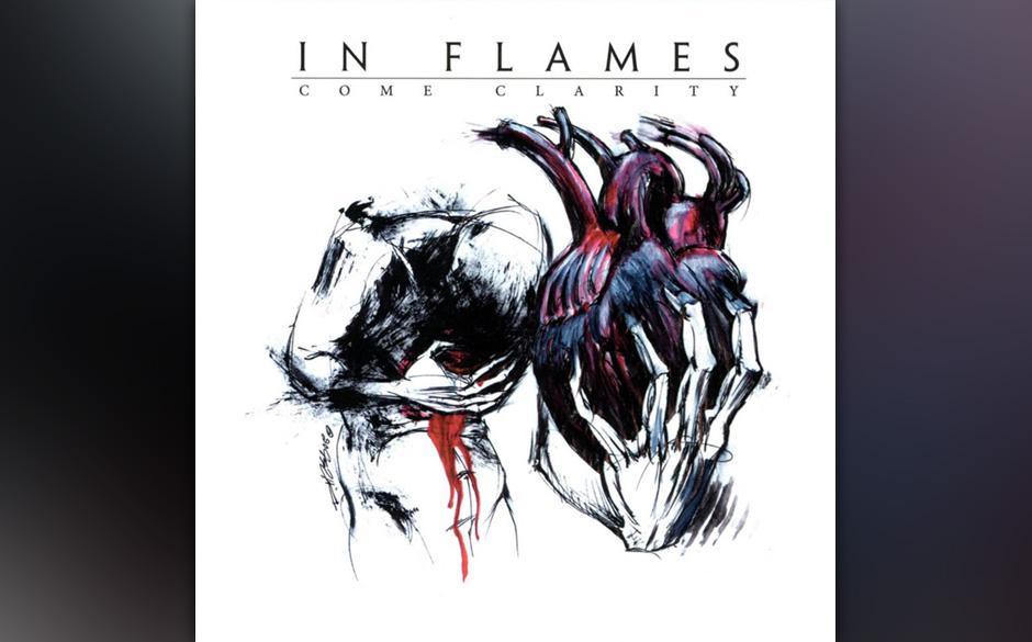 COME CLARITY von In Flames sieht aus wie...