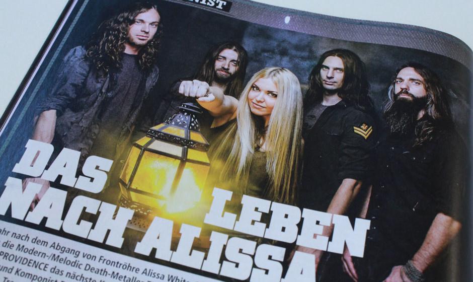 METAL HAMMER-Ausgabe 04/2015