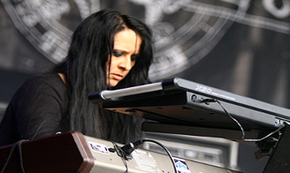 Keyboarderin Franziska Brink (Ex-Eisregen)