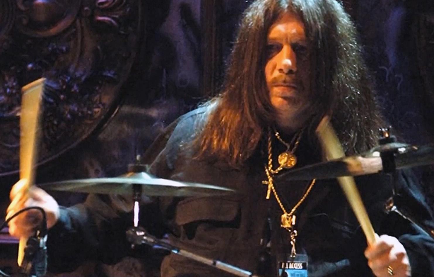 Schlagzeuger Bob Burns (Lynyrd Skynyrd)