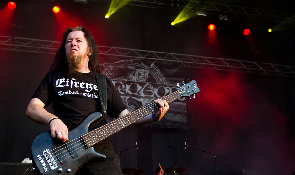 Eisregen live, Extremefest 2012 in Hünxe