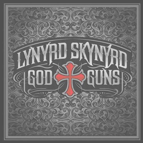 Lynyrd Skynyrd, Gods & Guns Cover