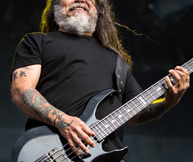 Slayer live, FortaRock Festival 2014