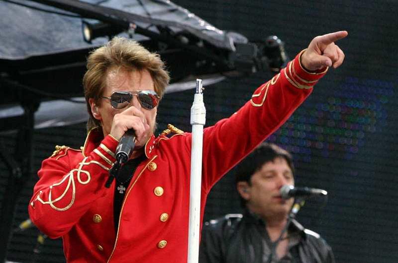 Bon Jovi, live, 12.06.2011 München, Olympiastadion