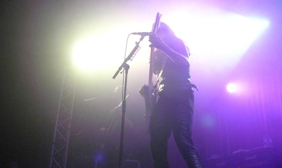 Halestorm live, 14.10.2012, Berlin, Lido