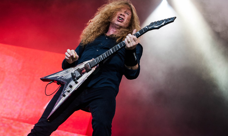 Megadeth live, Wacken Open Air 2014