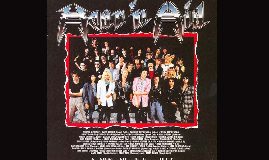 Hear 'N Aid STARS (1986)