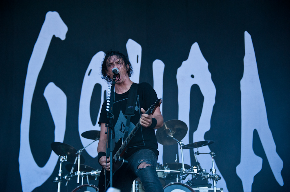 Gojira live, Wacken Open Air 2013