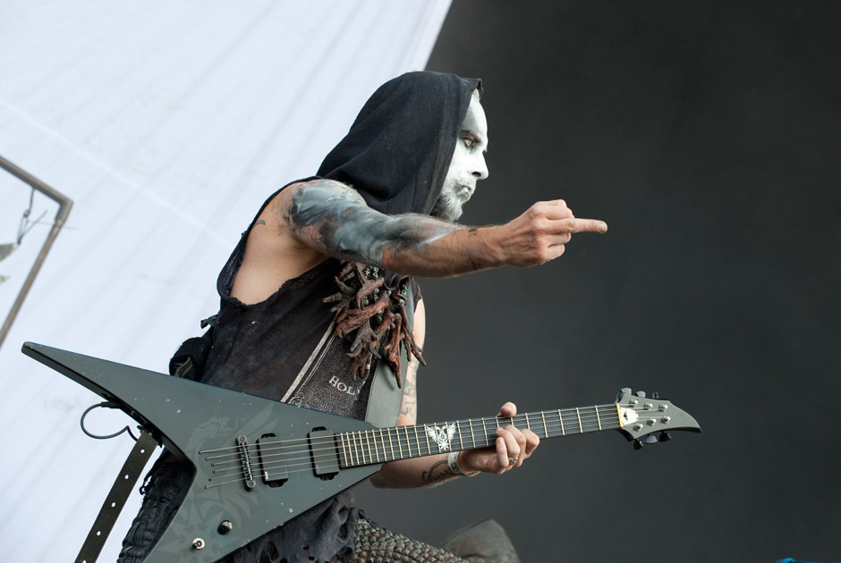 Behemoth live, Wacken Open Air 2014