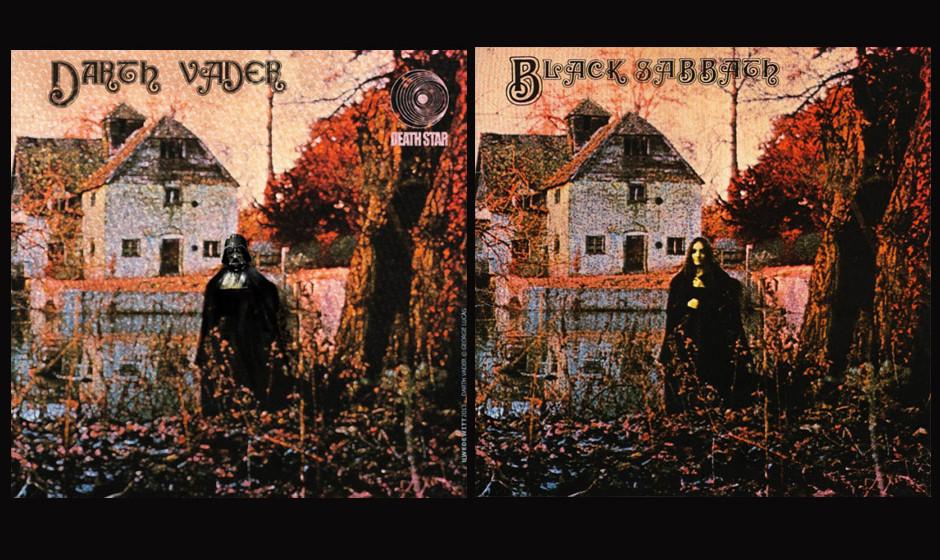 Darth Vader & Black Sabbath BLACK SABBATH (1970)