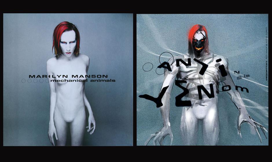 Venom & Marilyn Manson MECHANICAL ANIMALS (1998)