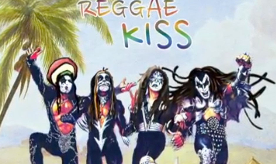 Rastafari-Version von Kiss