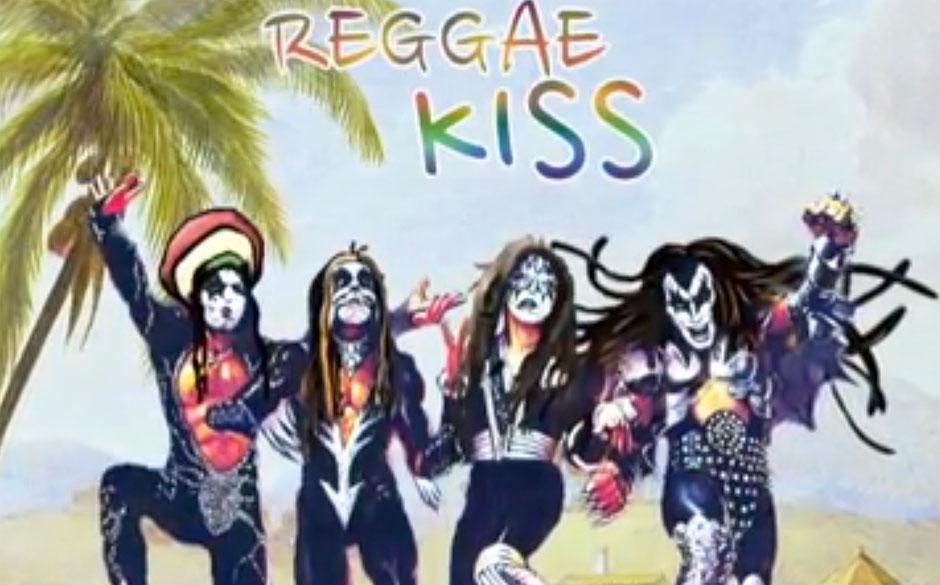 Rastafari-Version von Kiss