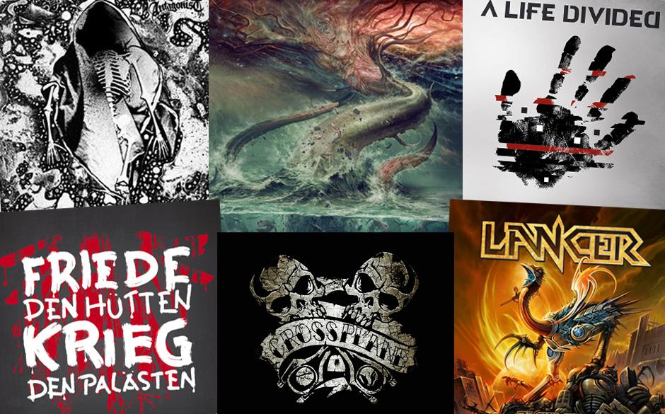 Die Alben der Woche 10. April 2015
