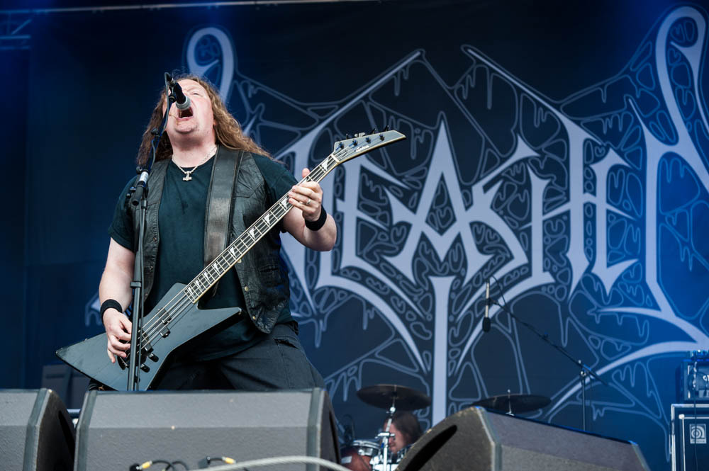 Unleashed live, Rock Harz Festival 2014