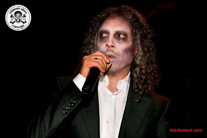 Kirk Hammetts Fear FestEvil 2014