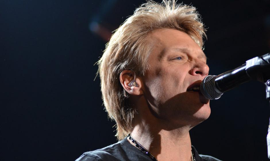 Bon Jovi live, 26.01.2013, Stuttgart, Zapata