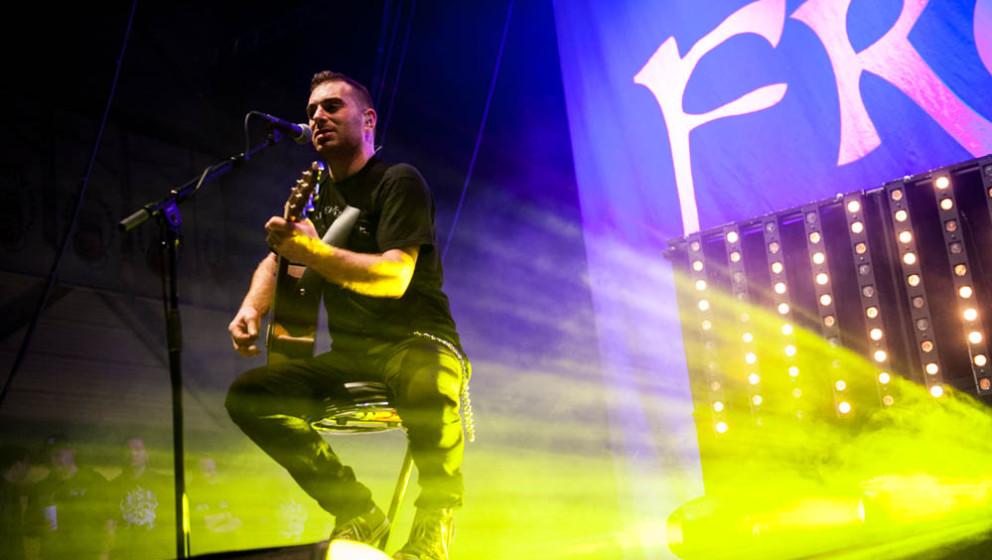 Frei.Wild live, Rock XM-Mas, 21.12.2013, Bamberg