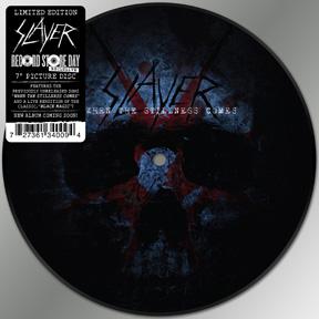 Slayer WHEN THE STILLNESS COMES A-Seite