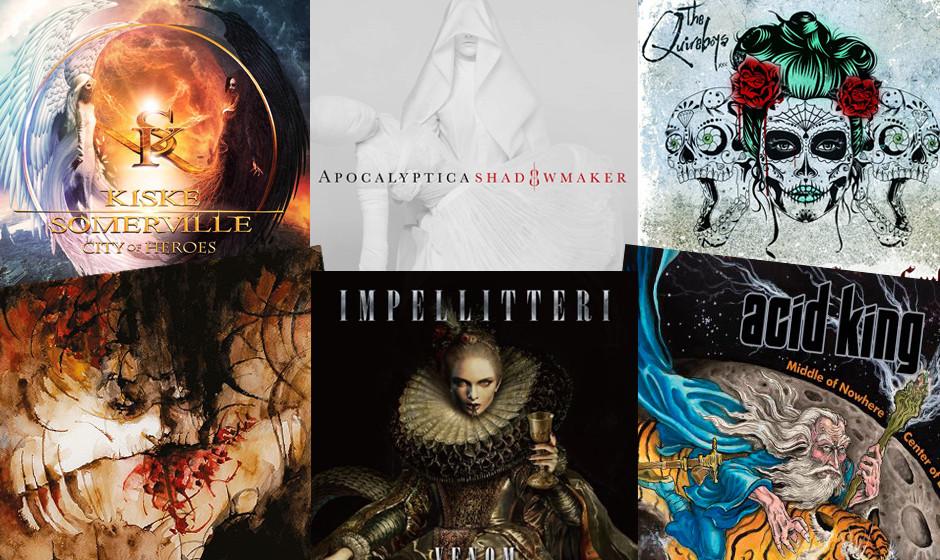 Die Alben der Woche vom 17.04.2015