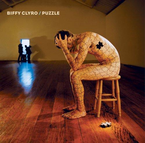 Biffy Clyro PUZZLE - Vinyl-Erstveröffentlichung