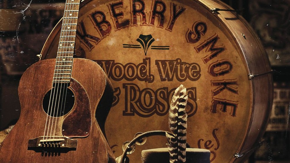 """Blackberry Smoke WOOD, WIRE AND ROSES - 10"""", sechs neue, exklusive Songs, 5 Akustikversionen"""